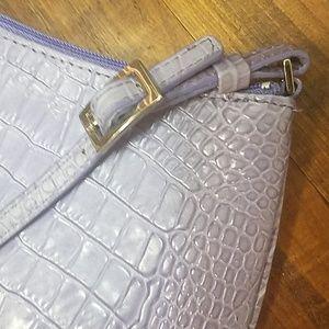 Express》Small purple shoulder bag